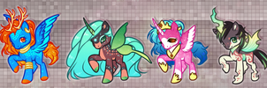 MLP adopt auction! (CLOSED) by DandyDuo