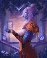Nightborne commission by Oxanta