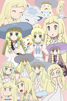 Lillie by AshleyTheSkitty