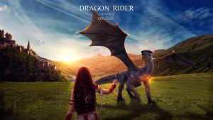 Dragon Rider by Pincons