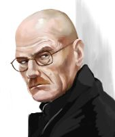 Walter White by RamonaForever