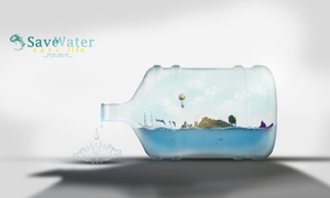 Save Water by AdelGB