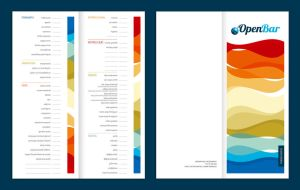 OpenBar catalogue 2012 by deviantonis