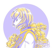 Kurapika Tuesdays by PastelVamp