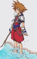 Sora:Dearly Beloved by ClaireRoses