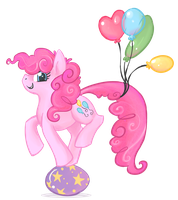 MLP: Pinkie Pie by Morthern