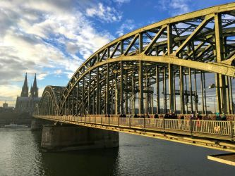 Cologne, Germany by unwicked