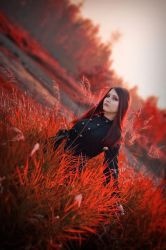 Red leas by LoginOFF