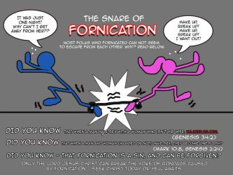 The Snare of Fornication by Xiao-Fury