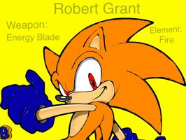 Robert Grant profile by BenBandicoot