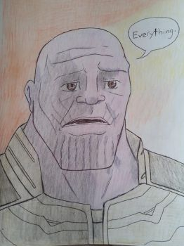 What Did it Cost ? by Zigwolf