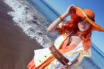 Nami 'Wake up' Cosplay - 6 by Cosplayer-san