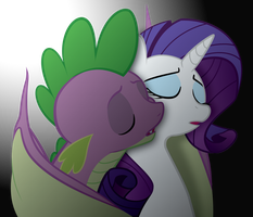 I'm Yours At Last (shaded) by QTMarx