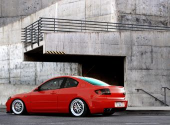 Mazda 3 coupe by Kretiins