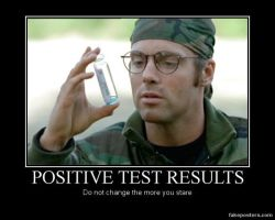 Positive Test Results by campyspornshack