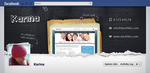 Facebook Timeline Cover (PSD) by softarea