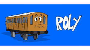 Roly the coach by superzachbros123