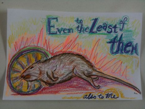 Even to the Least of Them by nezuko