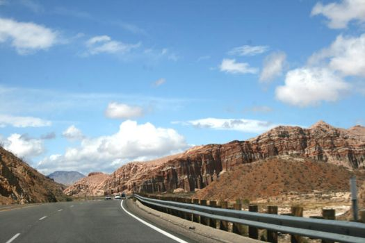 road to red rock by CrisisCorps