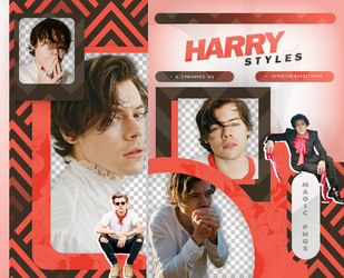PACK PNG 879|HARRY STYLES by MAGIC-PNGS