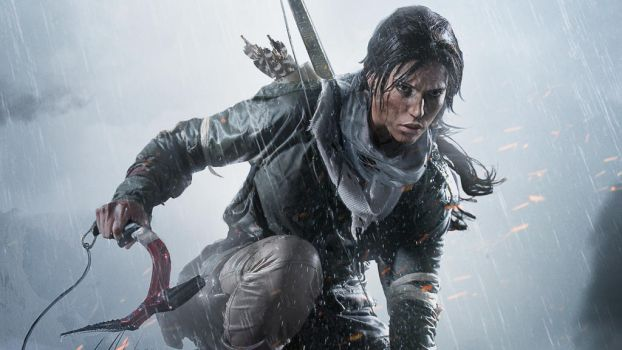 Rise Of The Tomb Raider by vgwallpapers