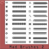 Mad Brushes 2 by Trash63