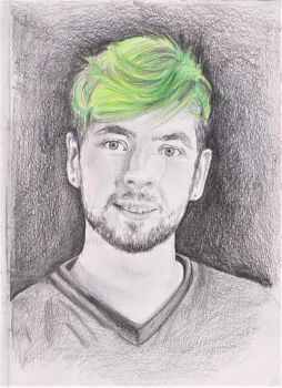 Jacksepticeye by Helena998
