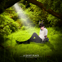A quiet place by sadreamer01
