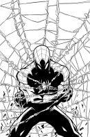 All Webbed up inks by JoeyVazquez