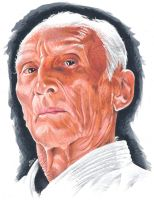 Grand Master Helio Gracie by G00NEYT00NS