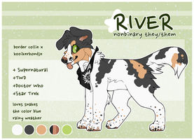 River Reference|| 2016 by rainwolfeh