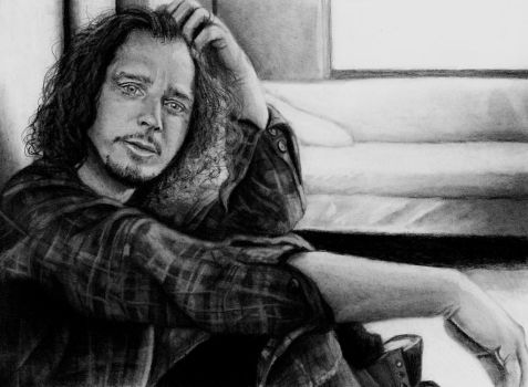 Chris Cornell by GalleyArts