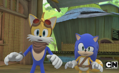 Sonic and Tails headswapped #5!  SwappyShira by SwappyShira