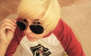 Dave Strider 003 by JinxedFool