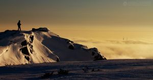 Over the clouds I by adypetrisor