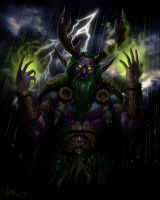 Malfurion by rancore33