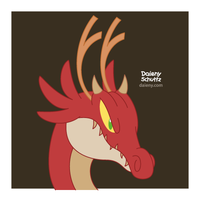 Dangerous Dragon by Daieny
