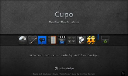 Cupo by GuillenDesign
