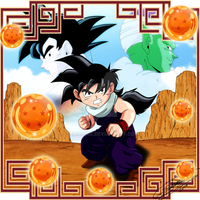 Tribute To Gohan by ChibiDamZ