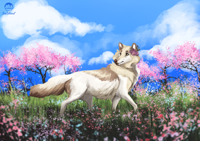 [WoLF] It..Must Be a Dream by IceIsland
