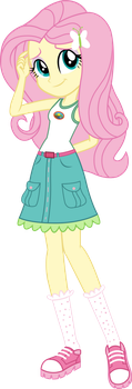 Legend of Everfree: Camper Fluttershy by ImperfectXIII