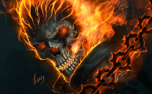 Ghost Rider by Legacy666legacy