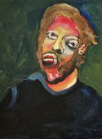 Self-portrait 2002 by JimmyMcCullough
