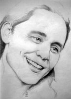 Loki sketch by Jaleenelox