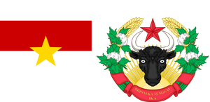 People's Union of Indonesia (Greater Germany) by TiltschMaster