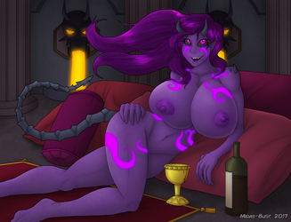Succubus by Midas-Bust
