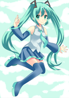 Miku3 by 100procent-Juul