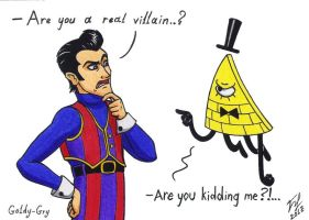 A Real Villain by Goldy--Gry