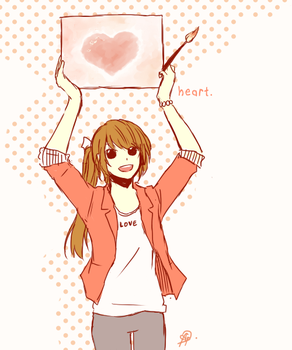 Heart Collection: Part 6 by eizurin