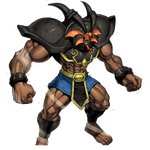 Exodius the Ultimate Forbidden Lord png by Carlos123321